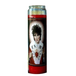 Saint Johnny Thunders Candle