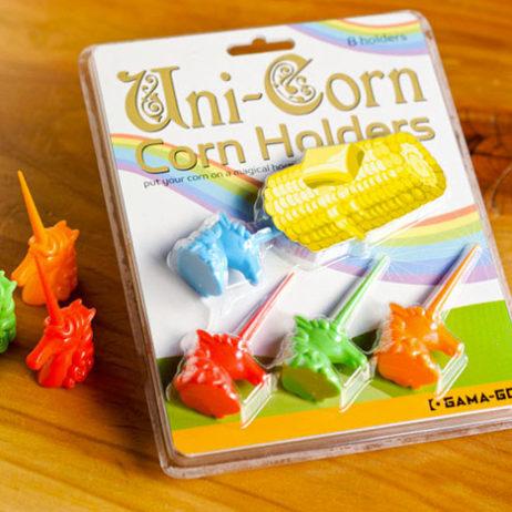 Unicorn Corn Holder