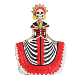 Day Of The Dead Red Senorita