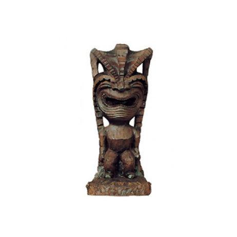 "God Of Money Hapawood Tiki 12"""
