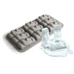 Stone Cold: Easter Island Ice Trays