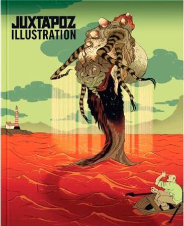 Juxtapoz Illustration
