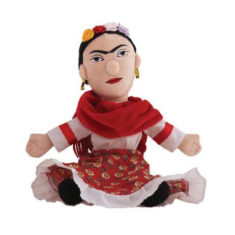 Frida Kahlo Little Thinkers Doll