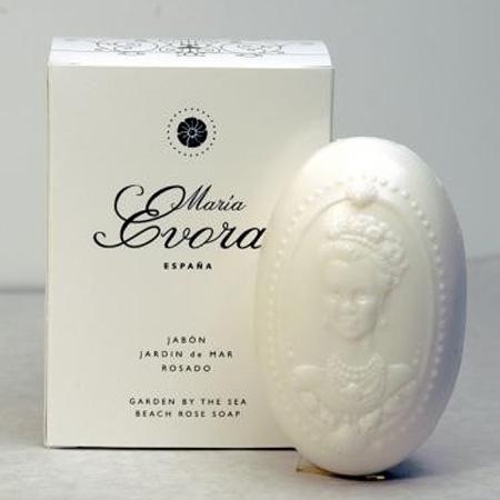 Maria Evora Beach Rose Soap