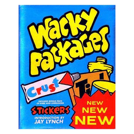 Wacky Packages: New New New