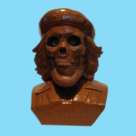 Kozik Dead Che Bust (Soap Plant Exclusive!)