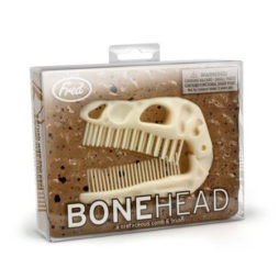 Bonehead Folding Brush/Comb