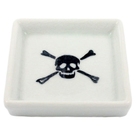 Skull And Crossbones Tray