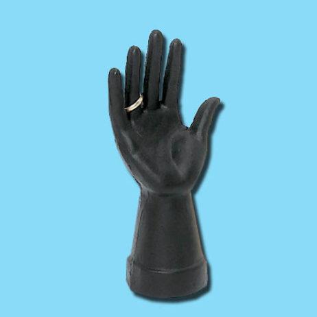 Black Cast Iron Hand