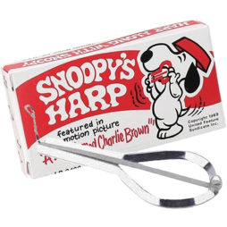 Snoopy'S Jaw Harp