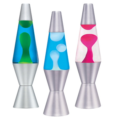Lava Lamp 11.5 Inch.