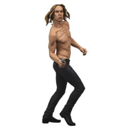 "Iggy Pop 7"" Action Figure"