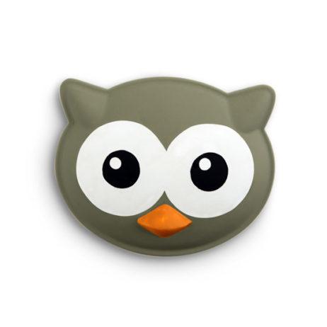 Talking Owl Bag Clip