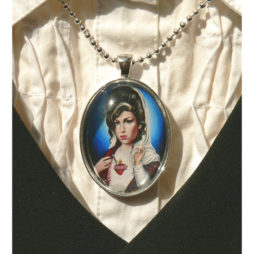 Saint Winehouse Pendant
