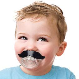 Mustachifier Mustache Pacifier