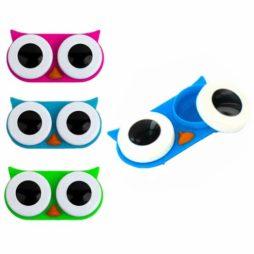 Owl Contact Lenses Case