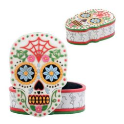 Day Of The Dead Sugar Skull Box