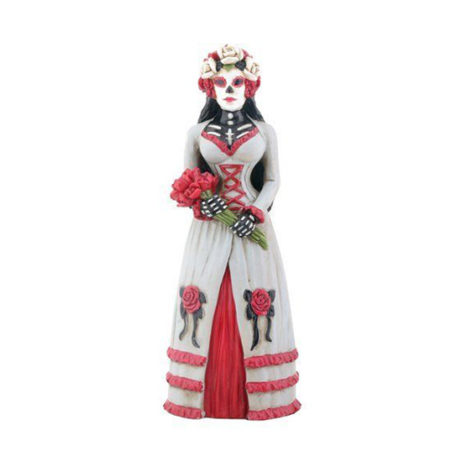 Day Of The Dead Gothic Bride