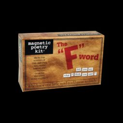 F-Word Magnetic Poetry Kit