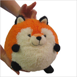 "Squishable Mini Fox 7"""