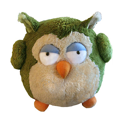 Big Squishable Owl