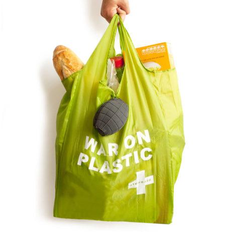 Grenade Shopping Bag