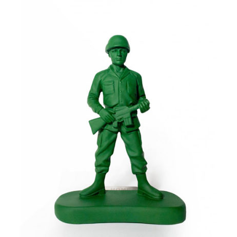 Homeguard: Soldier Bookend