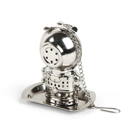 Jacques The Tea Infuser And Drip Tray