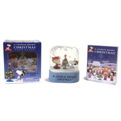 A Charlie Brown Christmas Snow Globe