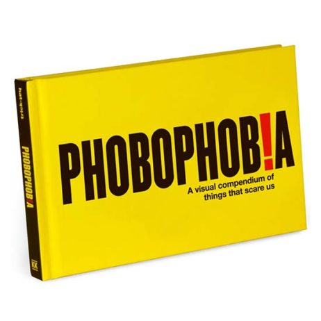 Phobophobia: A Visual Compedium Of Things That Scare Us