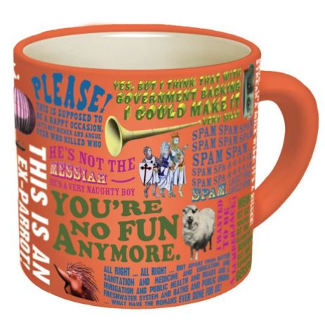 The Monty Python Quotes Mug