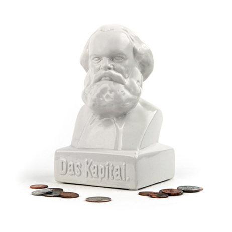 Karl Marx Das Kapital Coin Bank