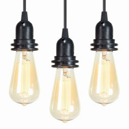 Anitique Filament Edison Light Bulb