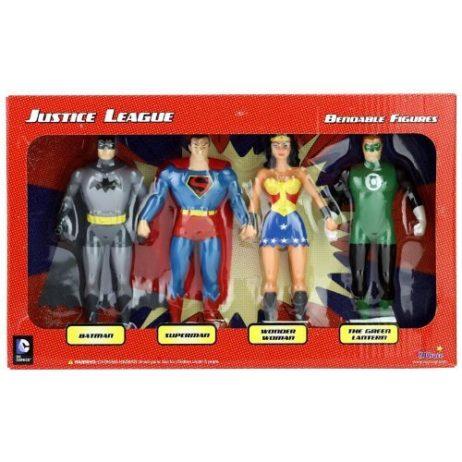 Justice League Bendy Box Set