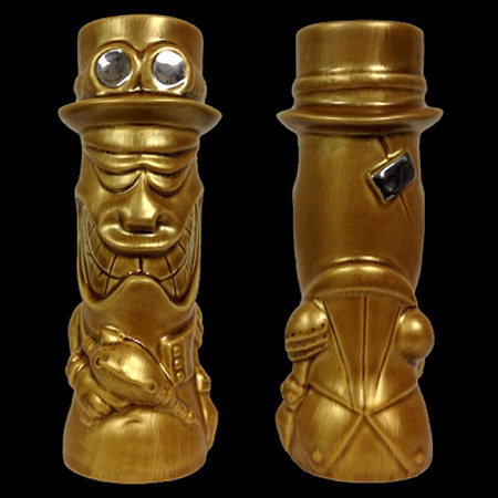Kog Steampunk Tiki Mug