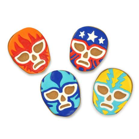 Muncha Libre Cookie Cutters