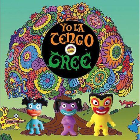 Yo La Tengo Tree Dvd & Figures Set