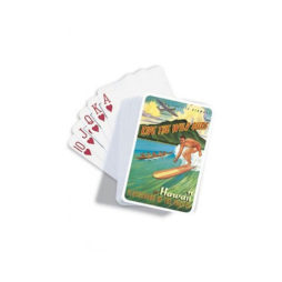 Playground Of The Pacific Playing Cards