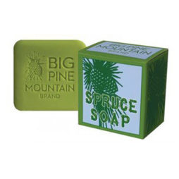 Spruce Soap Big Pine Mountain