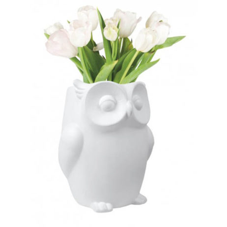 Whoo Hoo Owl Vase