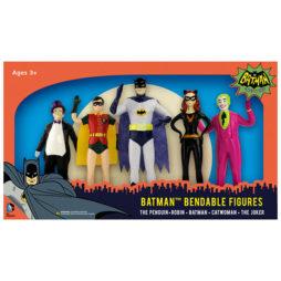 Batman Bendable Boxed Set
