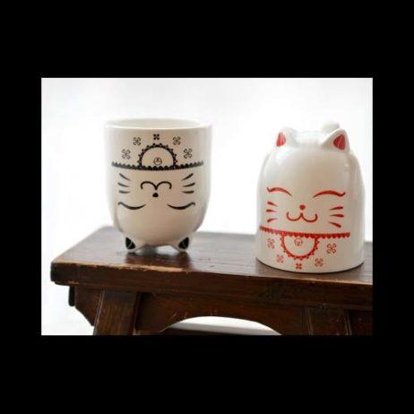 Original Cat Mug Set
