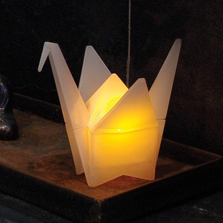 Origami Crane Light