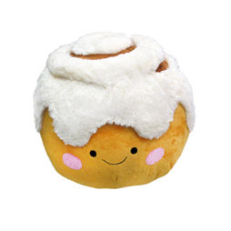 Squishable Comfort Food: Cinnamon Bun