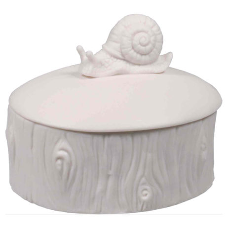 Snail Trinket Box