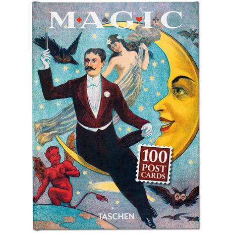 Magic Postcards Set
