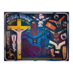 Star Wars Jesus Dress Up Magnet Set