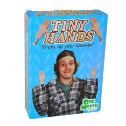 Tiny Hands - Tricks Up Your Sleeve