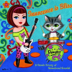 V/A - Innocence Is Bliss: A Female Frenzy Of Sensational Sounds Lp