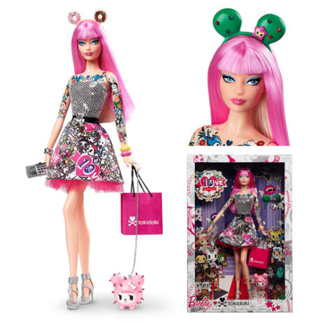 Tokidoki Barbie-10Th Anniversary Edition